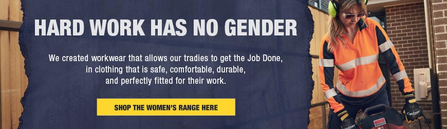 Hard work has no gender
